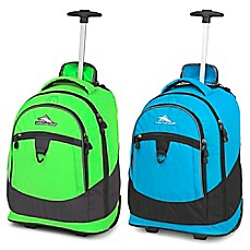 green rolling backpack Backpack Tools