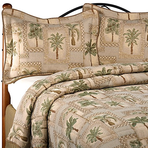 Buy Palm Grove California King Comforter Set From Bed Bath