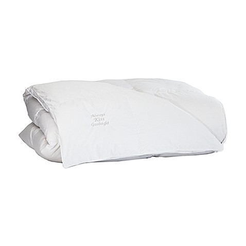 Buy The Pillow Bar 174 Always Kiss Goodnight Embroidered 700
