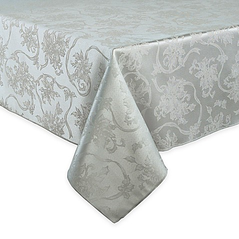 Buy Christmas Ribbons 60 Inch X 104 Inch Oblong Tablecloth