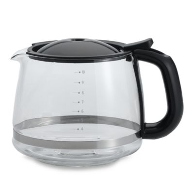 Coffee Maker Decanter Replacement : Krups XP1500 Replacement Coffee Carafe - Bed Bath & Beyond
