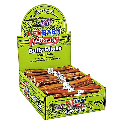 buy redbarn 12 inch bully stick dog treat from bed bath beyond. Black Bedroom Furniture Sets. Home Design Ideas