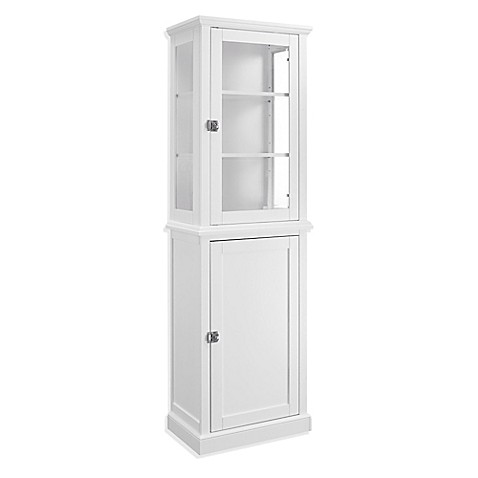 Apothecary Tall Cabinet Bed Bath Beyond