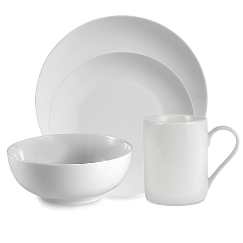 Everyday White® by Fitz and Floyd® Coupe Dinnerware at Bed Bath & Beyond in Cypress, TX | Tuggl