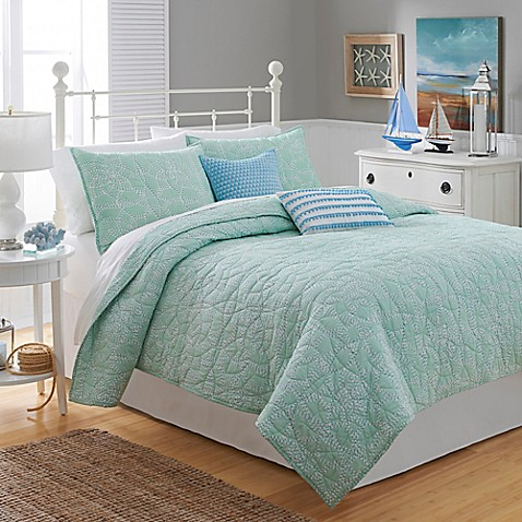 Southern Tide 174 Lagoon Quilt Bed Bath Amp Beyond