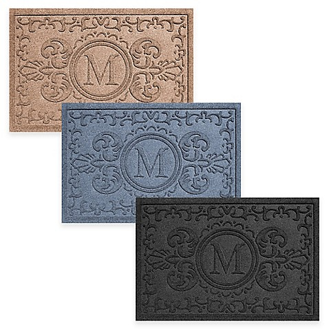 Weather Guard™ Baroque 23-Inch x 35-Inch Door Mat at Bed Bath & Beyond in Cypress, TX   Tuggl