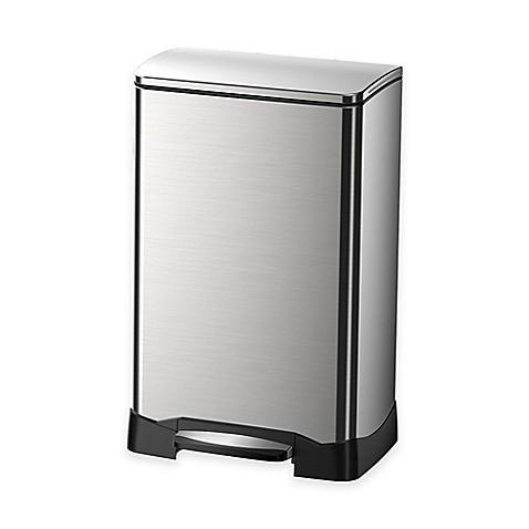 Eko Neo Cube Stainless Steel Rectangular 40 Liter Soft