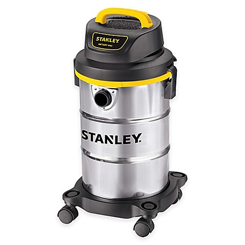 Stanley® SL18136 5 Gallon Wet and Dry Vacuum at Bed Bath & Beyond in Cypress, TX | Tuggl