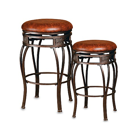 Hillsdale Montello Backless Bar Stool Bed Bath Amp Beyond