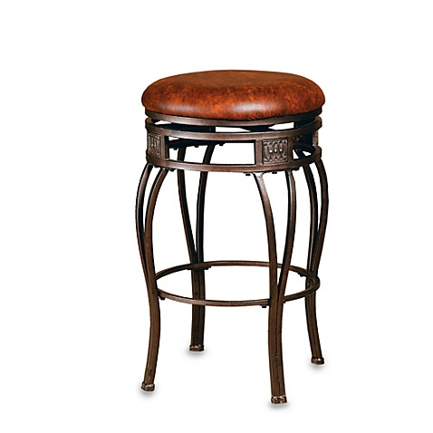 Buy Hillsdale Montello Backless 24 Inch Barstool From Bed
