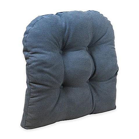 Klear Vu Universal Extra Large Woven Gripper Chair Pad