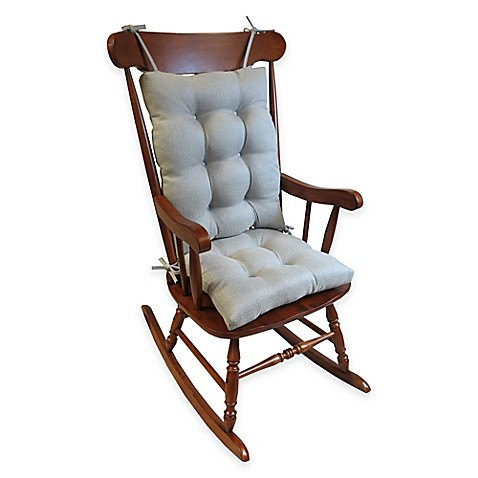 Klear Vu Omega Extra Large 2 Piece Rocking Chair Pad Set