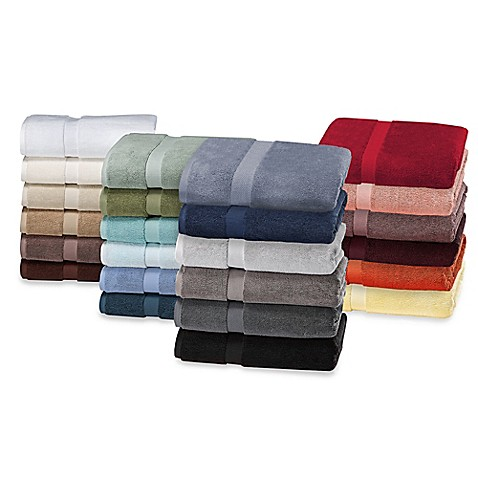 Wamsutta® 805 Turkish Cotton Bath Towel Collection at Bed Bath & Beyond in Cypress, TX | Tuggl