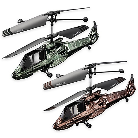 Remote Controlled Combat Copter (2 Pack) - Bed Bath & Beyond
