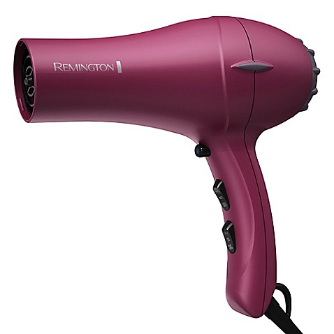 RemingtonR TStudio Silk Ceramic Hair Dryer In Pink