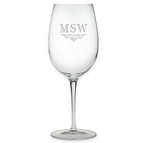 Susquehanna Glass Victoria Wine Glasses (Set of 4) at Bed Bath & Beyond in Cypress, TX | Tuggl