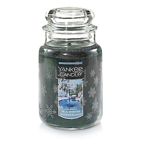 Yankee Candle 174 Winter Wonderland 169 In A Winter Wonderland