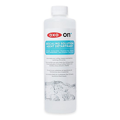 Oxo On 14 Oz Descaling Solution Bed Bath Amp Beyond