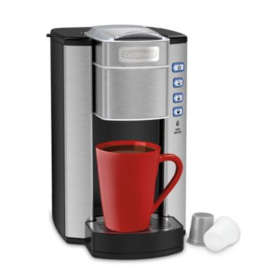 Single Coffee Maker Bed Bath And Beyond : Cuisinart Compact Single Serve Coffee Maker - Bed Bath & Beyond