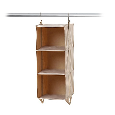closetmax system by neatfreak 3 shelf closet