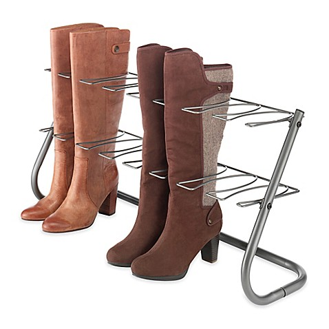 Steel Boot Stand Bed Bath Amp Beyond