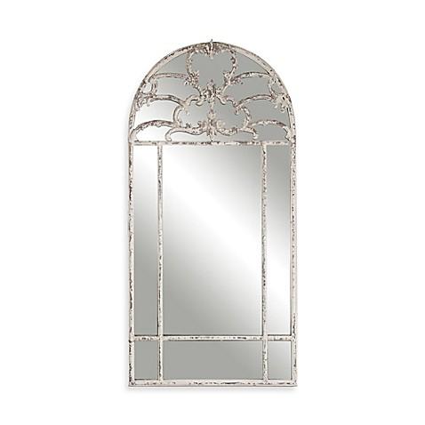 Uttermost 30 inch x gavarresa arched metal - Miroir 30 x 60 ...