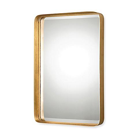 Uttermost 20 inch x crofton rectangular mirror for Mirror 20 x 30