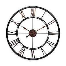 Wall Clocks Bed Bath amp Beyond