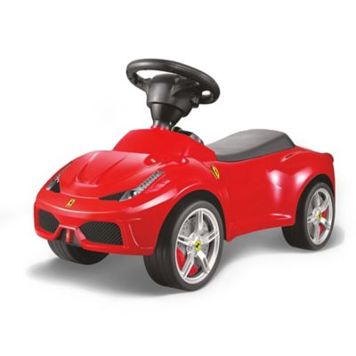 Children's Ferrari 458 Push Car