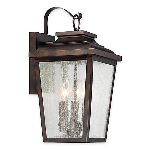 Minka Lavery Irvington Manor Outdoor Lighting Collection