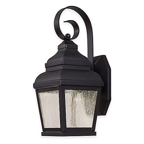 buy minka lavery mossoro 1 light wall mount 14 inch. Black Bedroom Furniture Sets. Home Design Ideas