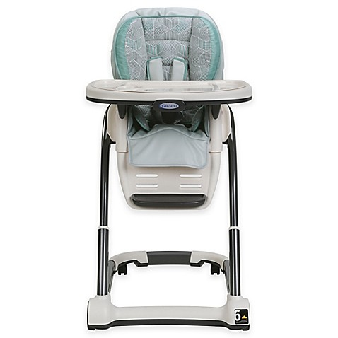 Graco 174 Blossom Dlx 6 In 1 High Chair Seating System Bed