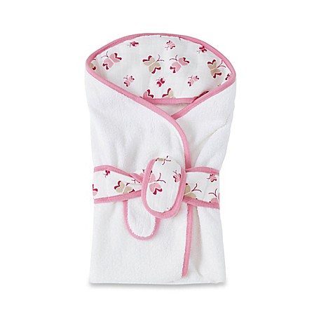 Buy Aden Anais 174 Hooded Bath Wrap In Princess Posie From