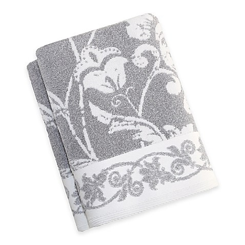 Buy Penelope Turkish Cotton Bath Towels In Dove Grey Set Of 2 From Bed Bath Beyond