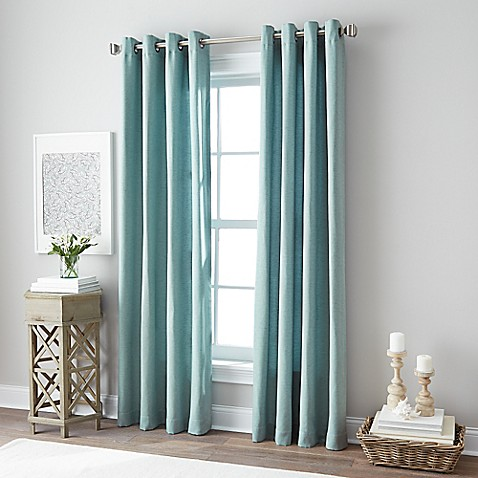Botanical Grommet Top Window Curtain Panel at Bed Bath & Beyond in Cypress, TX | Tuggl