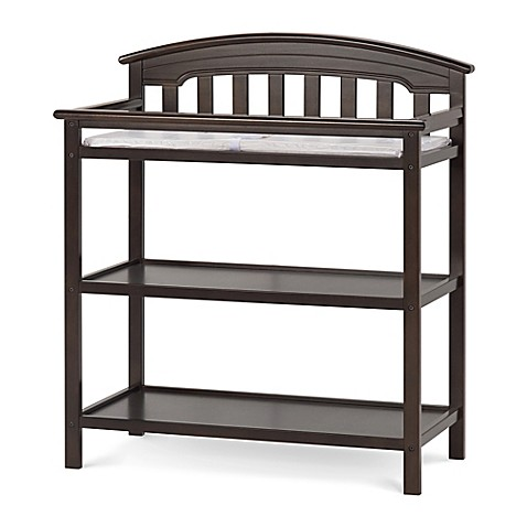 Buy child craft wadsworth changing table in slate from for Child craft changing table