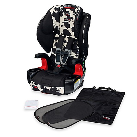 car seats britax frontier clicktight xe series harness 2 booster seat in cowmooflage from. Black Bedroom Furniture Sets. Home Design Ideas