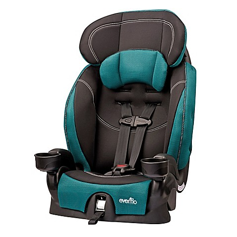 booster car seats evenflo chase lx harnessed booster seat in jubilee from buy buy baby. Black Bedroom Furniture Sets. Home Design Ideas