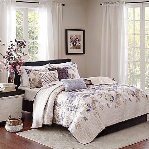 Madison Park Luna Coverlet Set Bed Bath Amp Beyond