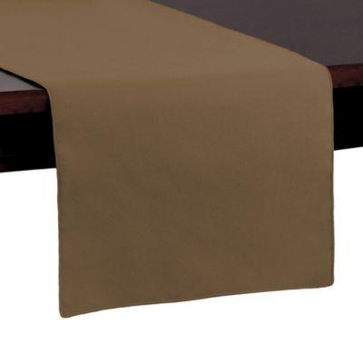 Basic Polyester Table Runner Bed Bath Amp Beyond