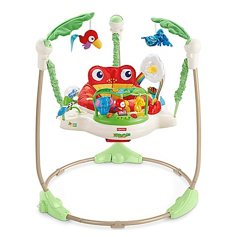 Fisher Price 174 Rainforest Jumperoo Buybuy Baby