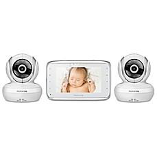 baby monitors video monitors bed bath beyond. Black Bedroom Furniture Sets. Home Design Ideas