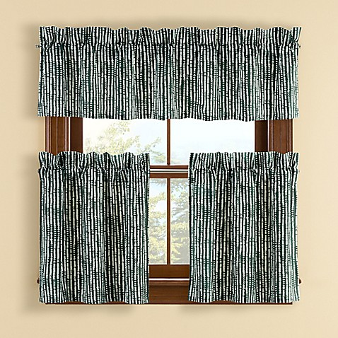 Boulder 14 inch window valance bed bath beyond for 14 inch window
