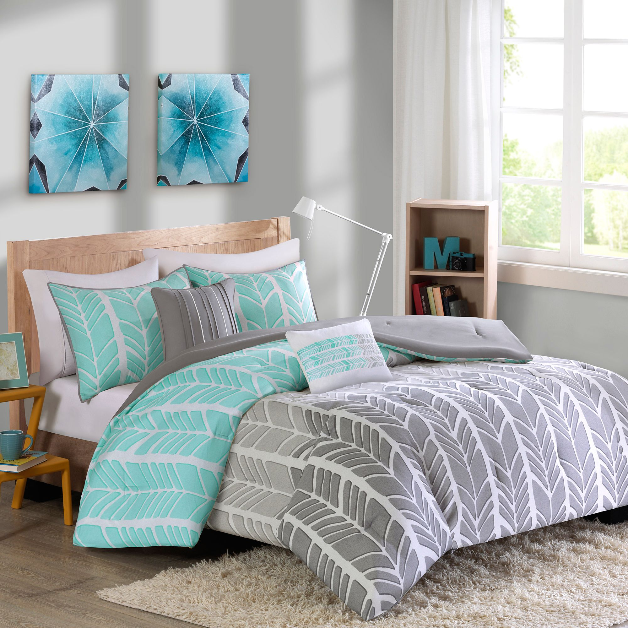 Intelligent Design Adel Comforter Set by Bed Bath And Beyond