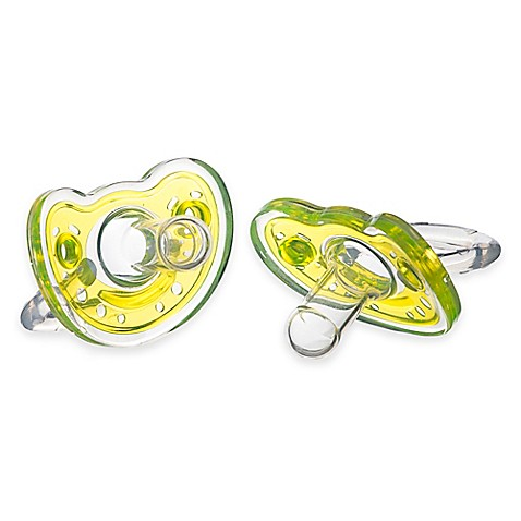 Joovy 174 Silinoogie 2 Pack Pacifiers Bed Bath Amp Beyond