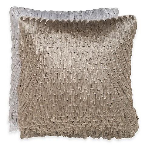 Safavieh Tassel Shag Decorative Throw Pillows Set Of 2