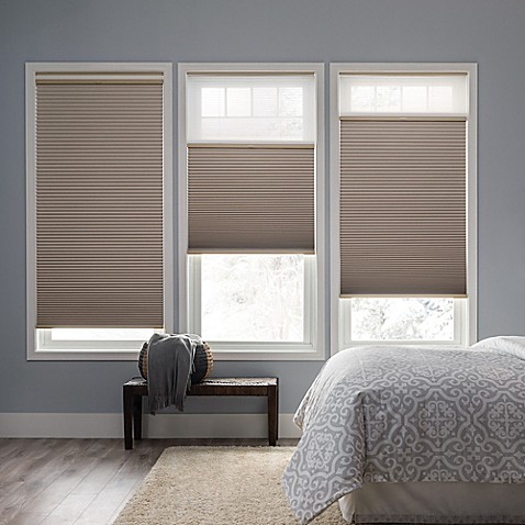 Real Simple® Cordless Day/Night Cellular 72-Inch Length Shade at Bed Bath & Beyond in Cypress, TX | Tuggl