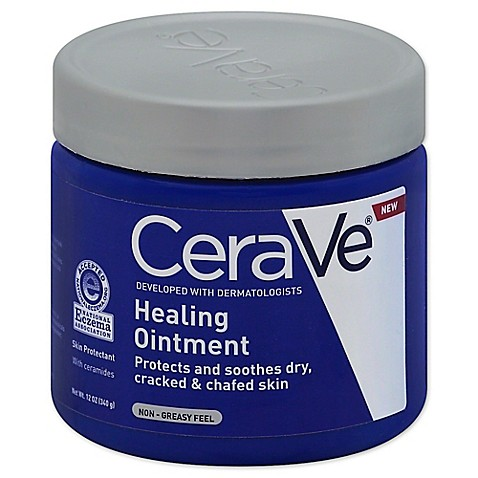 Cerave 174 12 Oz Healing Ointment Buybuy Baby