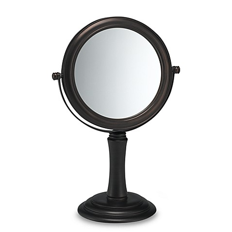 India Ink Winston Vanity Mirror In Oil Rubbed Bronze Bed Bath Beyond