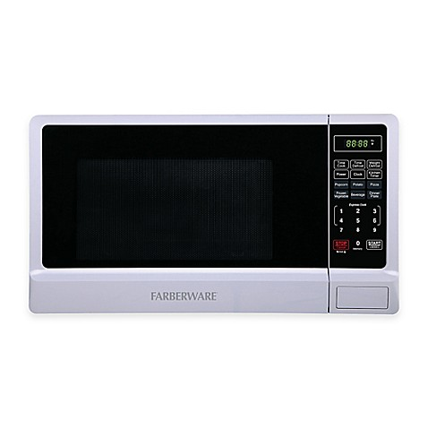 Farberware 174 Classic 1 1 Cubic Foot Microwave Oven In White